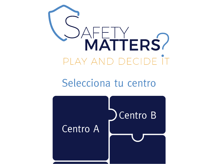 Safety Matters is a dichotomic game